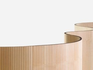 Flexible Wood Aesthetics: A Study in the Intimacy of Materiality