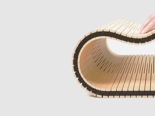 Soundscape: Flexible Wood Wants to Become Architecture